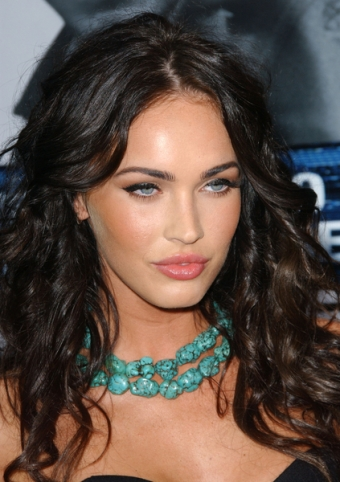 megan fox hair wig