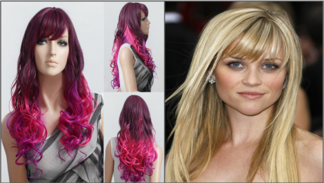 Human hair wigs or Synthetic wig