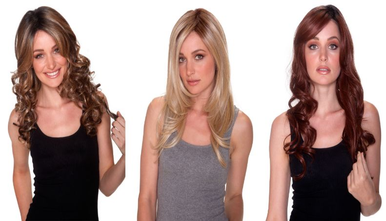 Lace Front Wigs and their Major Types